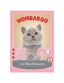 Wombaro Orphaned Cat Milk Replacer 1kg