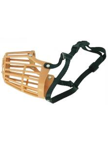 Dog Basket Muzzle Safety Training Aid Plastic Size 4