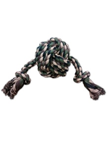 My M8s Camo Rope Tug Interactive Dog Toy XL 70cm