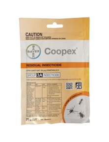 Bayer Coopex Residual Insecticide House Pest Control 25g