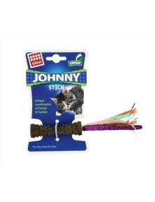 Gigwi Johnny Stick Catnip With Colour Paper Interactive Cat Toy