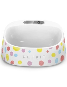 Petkit Smart Digital Pet Antibacterial Bowl Scale Colour Ball Print
