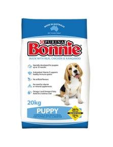 Purina Bonnie Puppy Complete Balanced Dry Dog Food 20kg