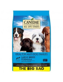 Canidae All Life Stages Dog Food Large Breed Turkey and Rice 19.9kg