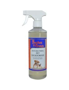 Equinade Glow Silk Pooches N Cream Deodoriser Opium Serenade Dog 500ml