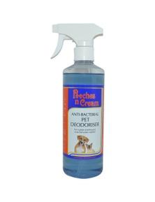 Equinade Glow Silk Pooches N Cream Deodoriser Fantasia Bloo Dog 500ml