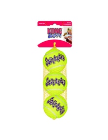 KONG Dog Toy Airdog Squeaker Balls Interactive Toy Small