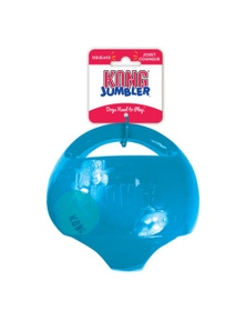 KONG Jumbler Ball Durable Interactive Dog Toy Large