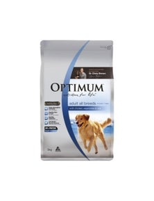Optimum Dog Adult 2+ Years Food With Chicken Vegetables & Rice 15kg