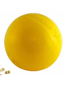 Aussie Dog Tucker Ball Rattle Treat Food Dispenser Pet Toy 5-10kg Small