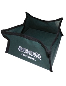 Hound House Cool Pet Portable Foldable Canvas Bowls