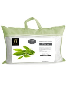 Ramesses Scented Memory Foam Pillow - Single Pack