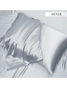 Ramesses Casablanca Ultra-Soft Silky Pillowcase - Twin Pack
