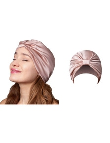 Pure Mulberry Silk Hair Turban