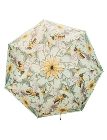 IS Gift Foldable Umbrella - Bee with Flowers