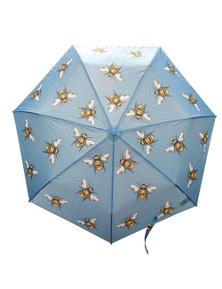 IS Gift Foldable Umbrella - Blue Bee