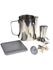 1 Litre Stainless Steel Barista Pack