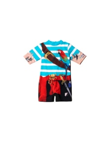 Bluesalt Pirate Rash Suit