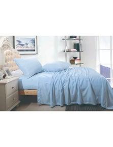 Shangri-La Linen Ultra Soft Cashmere-Feel Microfibre Flannelette Sheet Set