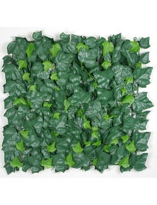 Designer Plants Artificial 4 x Ivy Leaf Screen Green Wall Panel UV Resistant