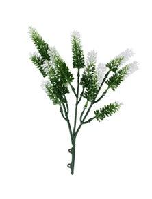 Designer Plants Artificial Small White Lavender UV Resistant 26cm