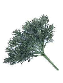 Designer Plants Artificial Cypress Bush Plant Stem UV Resistant 25cm
