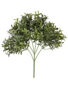Designer Plants Dense Artificial Buxus Foliage 30cm UV Resistant