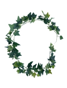 Designer Plants Artificial Long Two-tone Ivy Garland 190cm