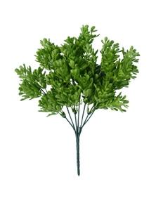 Designer Plants Artificial Vivid Green Wide Eucalypts Plant 32cm UV Resistant