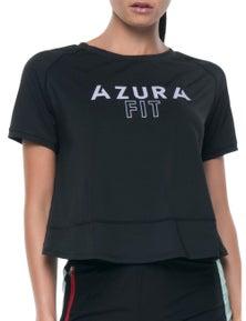 Azura Fit Original Drape Back Tee