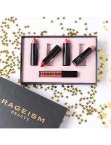 Rageism Beauty Christmas Kiss Gift Set