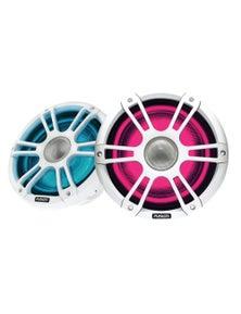"Fusion Marine SG-FL652SPW 6.5"" White Grille Speakers 010-02432-10"