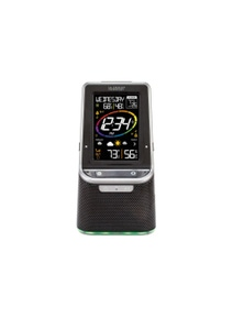 La Crosse Wireless Colour Weather Station with Bluetooth Speaker