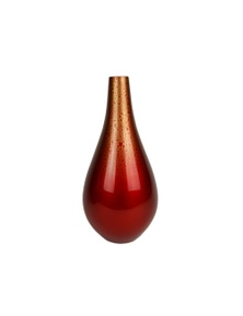 Rovan Red Aleisha Vase Small