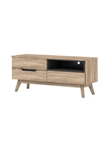 Luco Elsi 1.2m Oak TV Entertainment Unit