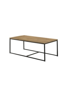 Luco Owen 1.2m Rectangular Maple Coffee Table