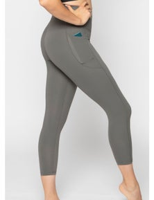 LaSculpte Women's 7/8 Length Tights with Phone Pockets