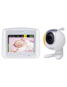 "Oricom SC860SV Secure860 3.5"" Touchscreen Digital Zoom Baby Monitor"