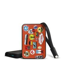 Smartoools MC10 LED 10000 mAh Power Bank Battery Charger Luggage
