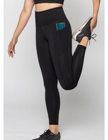 LaSculpte Women's Recycled F/L Tights w Phone Pockets