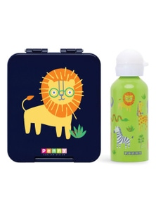 Penny Scallan Kids Bento Box & Drink Bottle