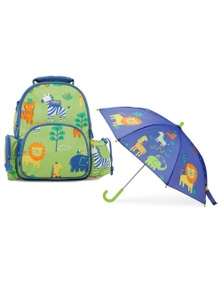 Penny Scallan Kids Backpack & Umbrella