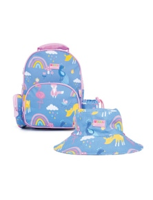 Penny Scallan Kids Hat & Backpack