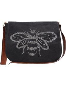 Sassy Duck Queen Bee Cross Body Bag