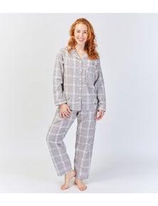 Magnolia Lounge Pretty Plaid Pyjama Set