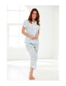 Magnolia Lounge Ditsy Floral Pyjama Set