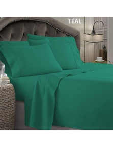 Shangri-La 1800TC Ultra Soft Microfiber Sheet Set