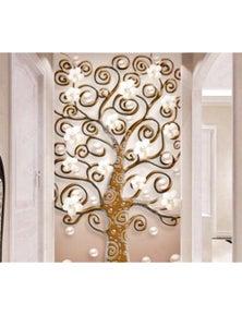 AJ Wallpaper 3D Leaves 983 Wall Murals Removable Wallpaper Woven Paper