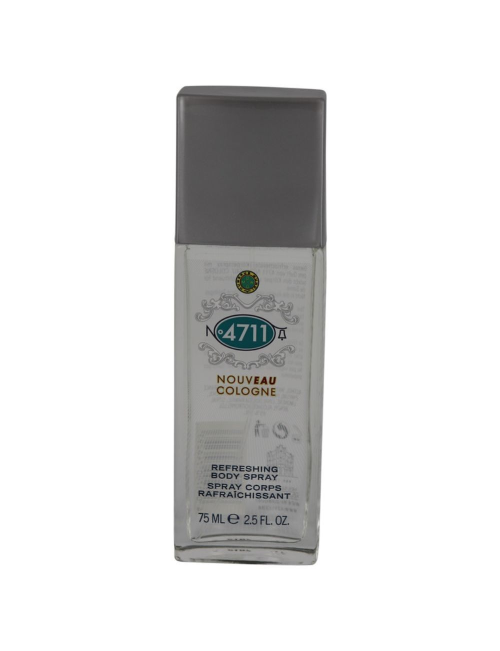 4711 Nouveau Body Spray By 4711 75 Ml - Multi - 75 ml