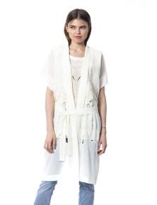 Silvian Heach Milk Jackets & Coat